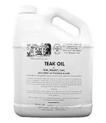 Williamsville Teak Oil Gallon