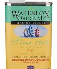 Waterlox TB3809Q Original Marine Sealer Quart
