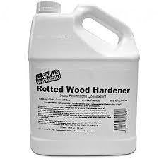H.F. Staples 415 Rotted Wood Hardener - Gallon