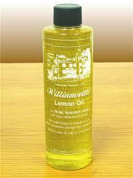 Williamsville Furniture Lemon Oil  8.oz