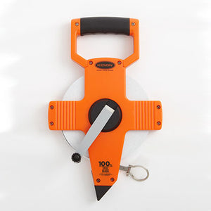 Keson NR Series Nylon-Reinforced Steel Long Measuring Tapes