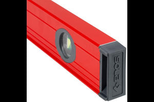 "Sola LSB24A Big Red Box Beam Level 24"" Two Hand Holds"