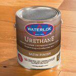 Waterlox TB5930Q Clear Urethane XL-89 Satin Quart