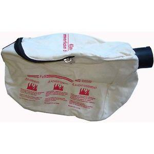 Alto 53544B Floor Edger Dust Bag With Rubber