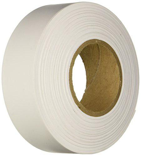 "Keson FT01W White Flagging Tape (1"" X 300')"