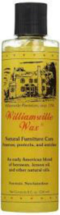 Williamsville Wood Furniture Wax 8.oz