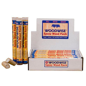 "Woodwise EP107 Epoxy Wood Patch 2 0z. 7"" Tube"