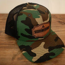 Load image into Gallery viewer, Bayside Camo Trucker Hat