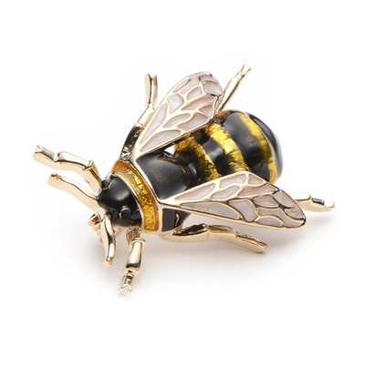 Antique Bumble Bee Brooch | Brooch Paradise