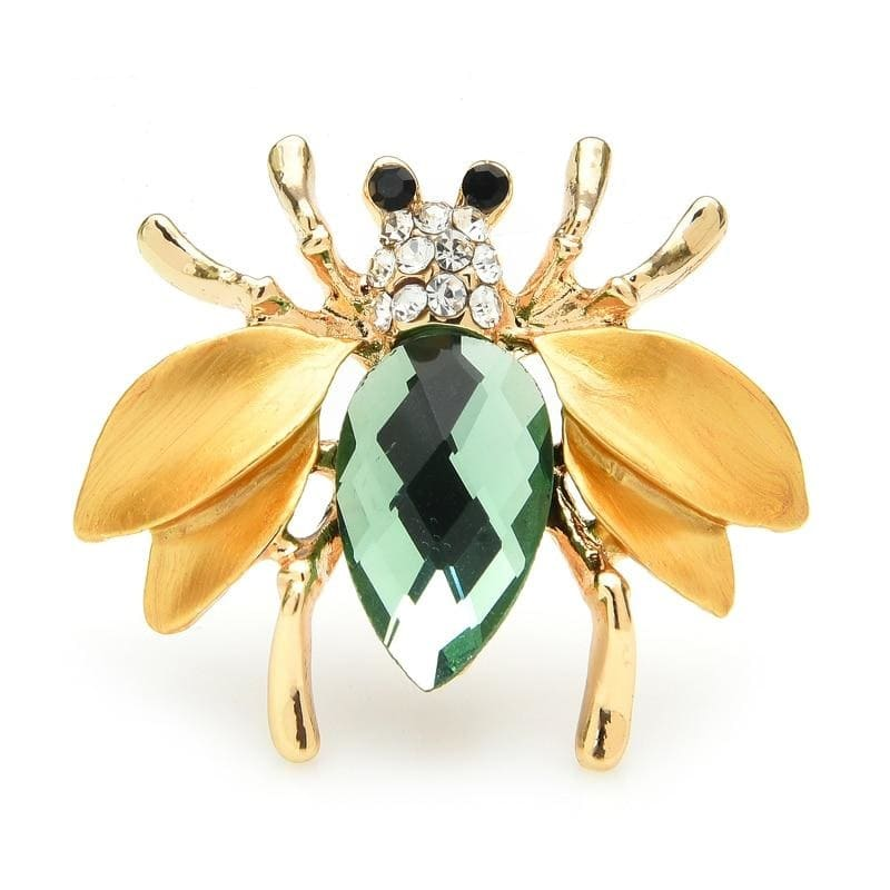 Large Bumble Bee Brooch | Brooch Paradise
