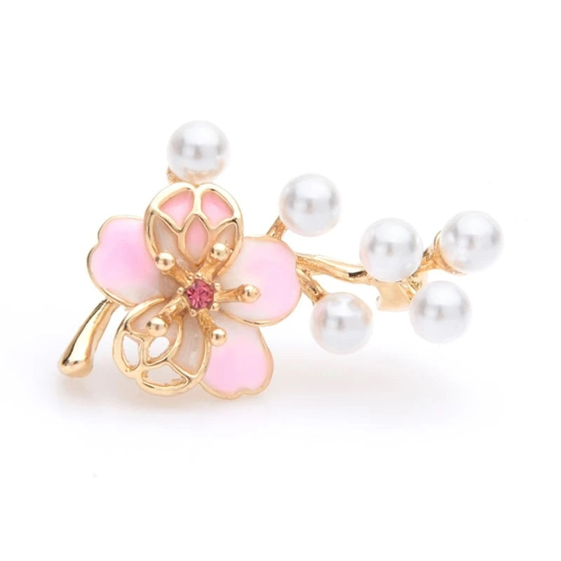 Small Flower Brooch | Brooch Paradise