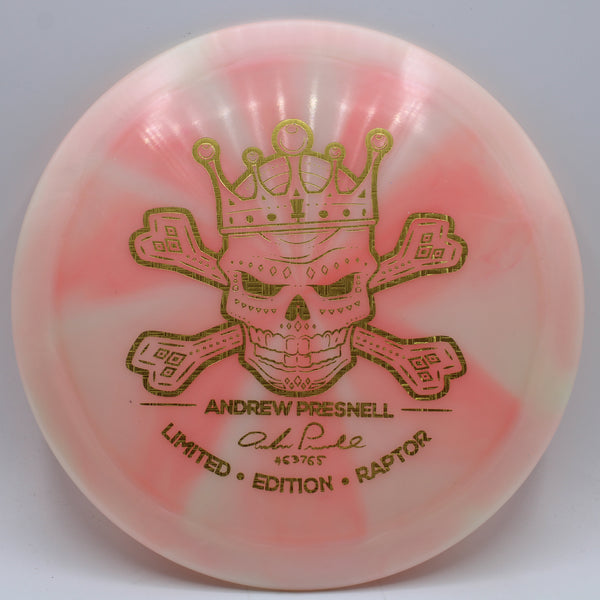 Presnell Z Swirly Raptor