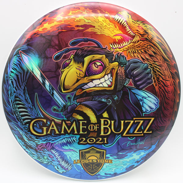 Game Of Buzzz Full Foil