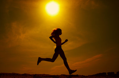 Should you exercise when it's hot outside?