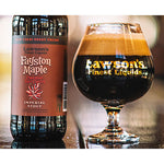 Load image into Gallery viewer, Lawson's Finest Gold Stout Glass