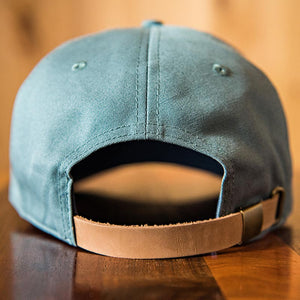 Tricolor Canvas Baseball Hat