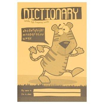 Pack of 30 A5 Primary School Dictionary Spelling Books