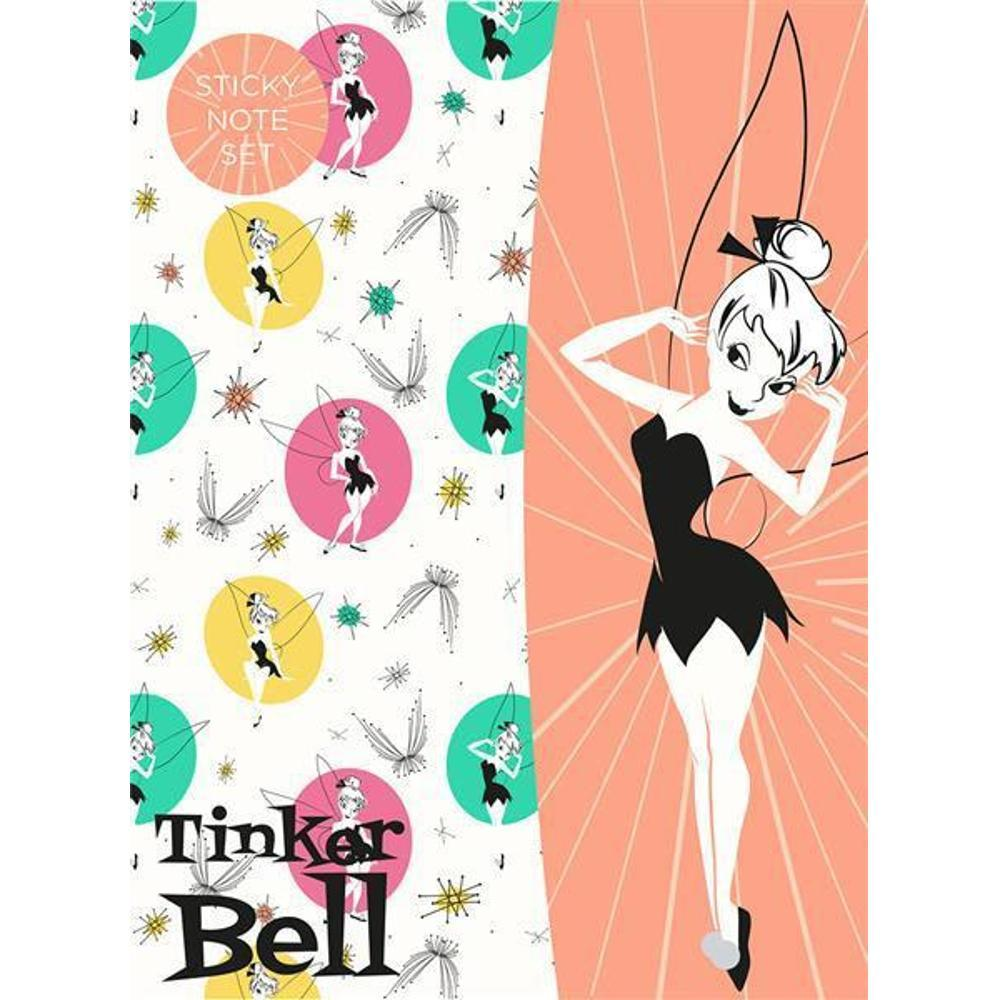 Tinkerbell Sticky Note Set