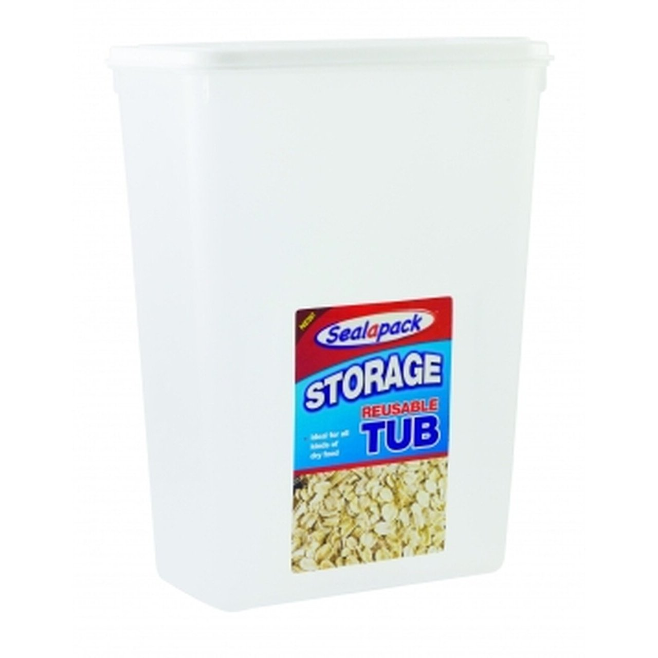 Storage Container With Lid - 3 Litre