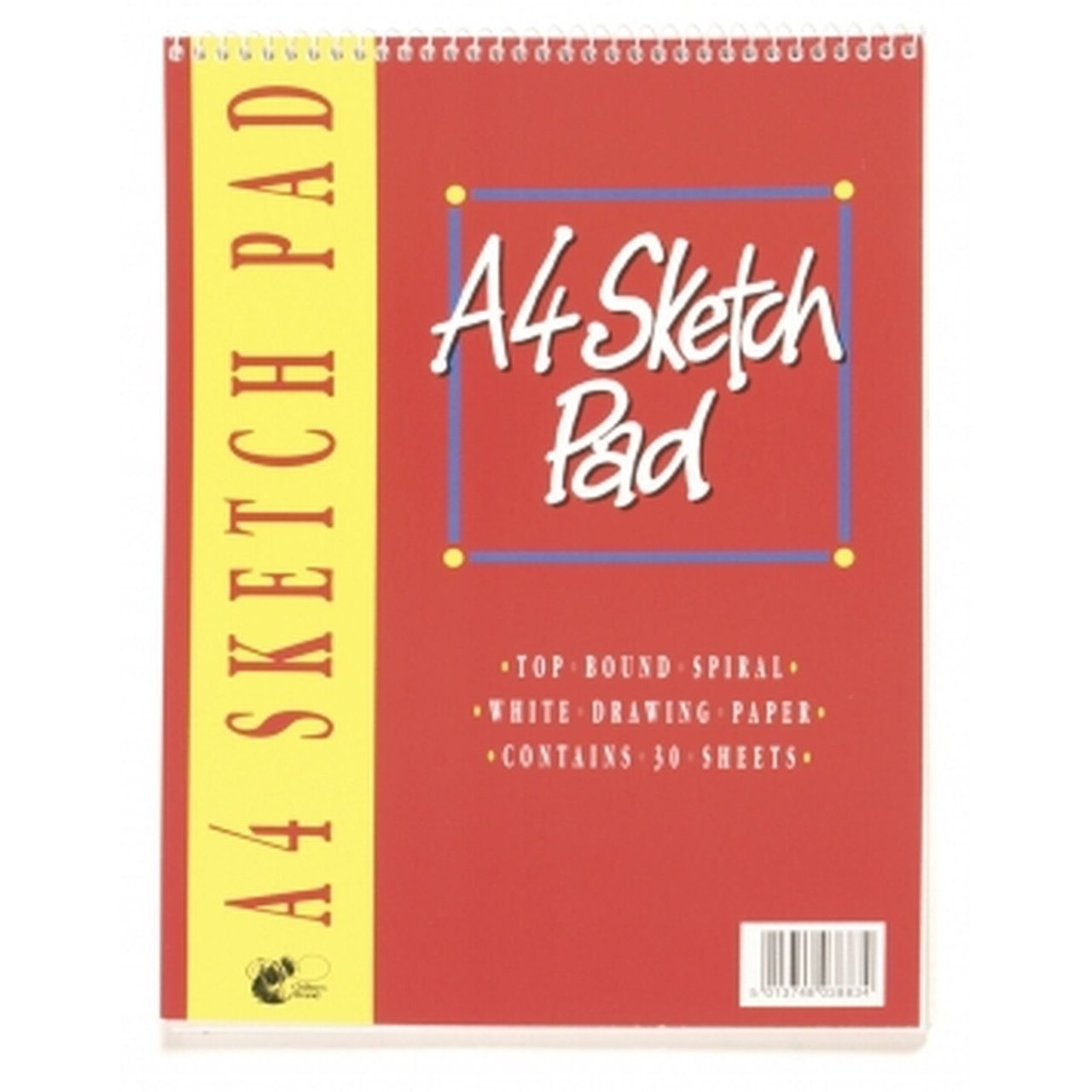 A4 Sketch Pad (30 Sheets)