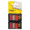 Post-it Index Tabs Dispenser with Red Tabs (Pack of 2) 680-R2EU