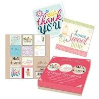 10 Mixed Occasion Greeting Cards In Box