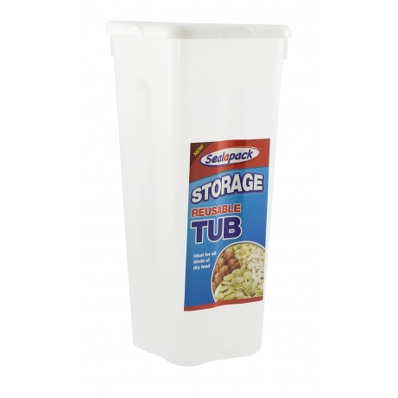 Storage Container & Lid - 2.7 Litre