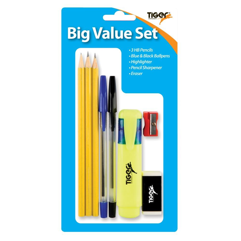 Big Value Set - 8 Pieces
