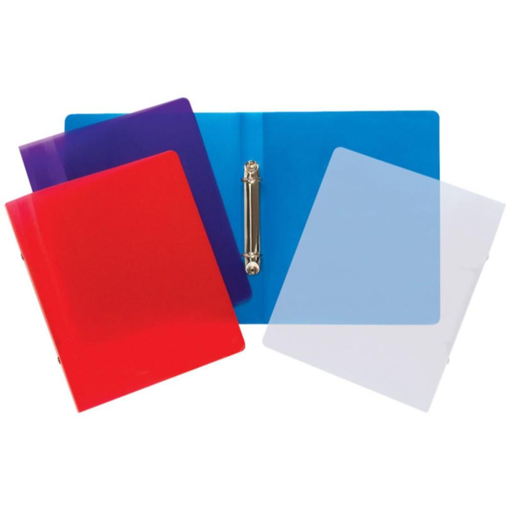 A5 Slim Clearview Ringbinder