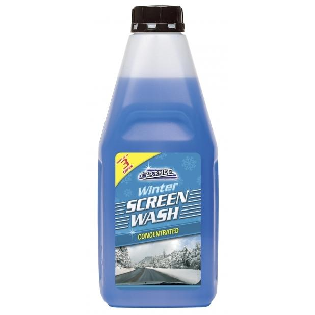 1 Litre Winter Screen Wash