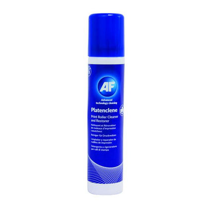 AF Platenclene Print Roller Cleaner and Restorer 100ml PCL100