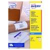 Avery Inkj Labels 139x99.1mm 4 Per Sheet White (Pack of 400) J8169-100