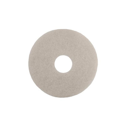 15in Standard Speed Floor Pad White Pack of 5 102696