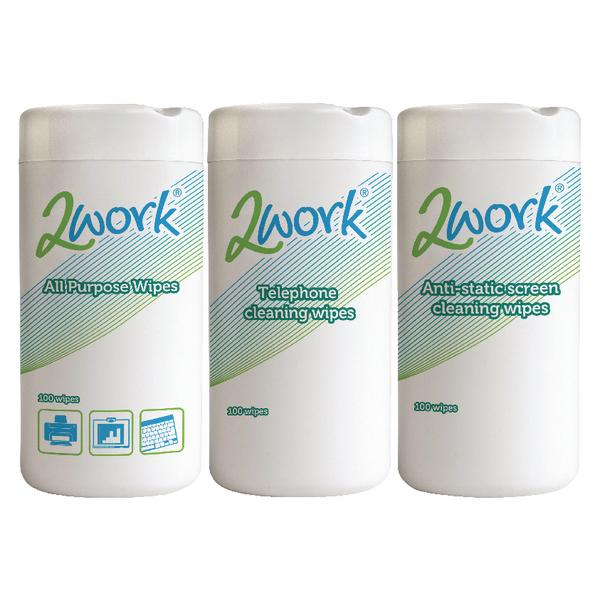 2Work Office Cleaning Kit DB50554
