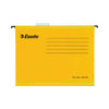 Esselte Classic Foolscap Yellow Suspension File (Pack of 25) 90335