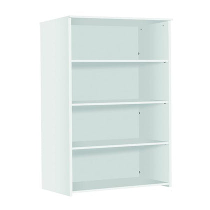 Serrion Medium Bookcase 1750mm White KF79438