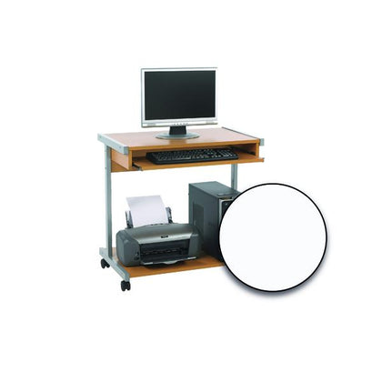 Serrion Mobile Workstation 800mm White ECS800WH