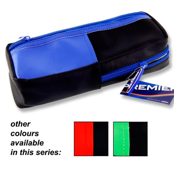 Premier Rectangular Pencil Pouch 3 Assorted