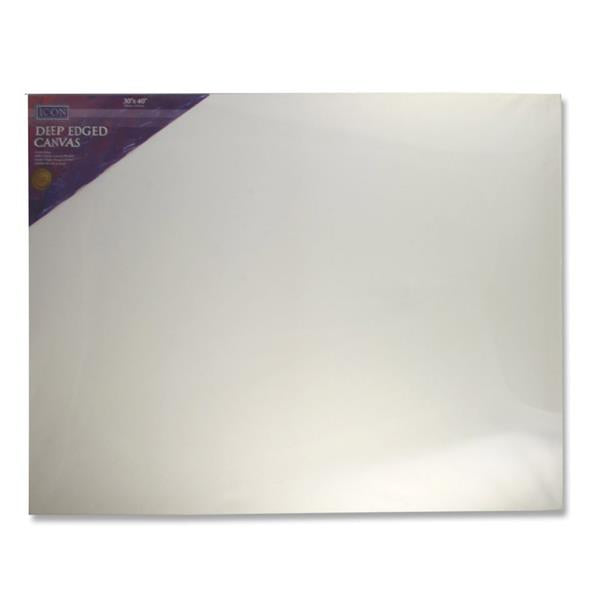 "Icon Deep Edged Canvas 380Gm2 - 30""X40"""