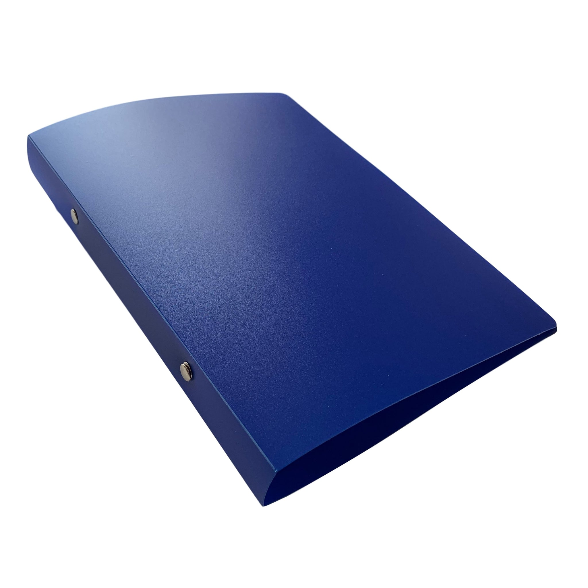 A5 Blue Ring Binder by Janrax