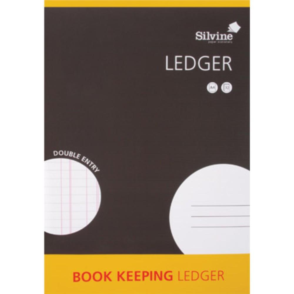 A4 Book Keeping Ledger