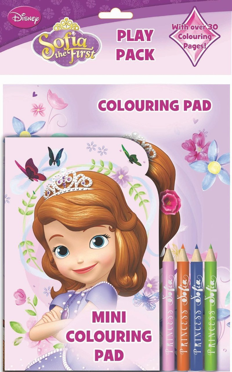 Disney Sofia The First: Play Pack