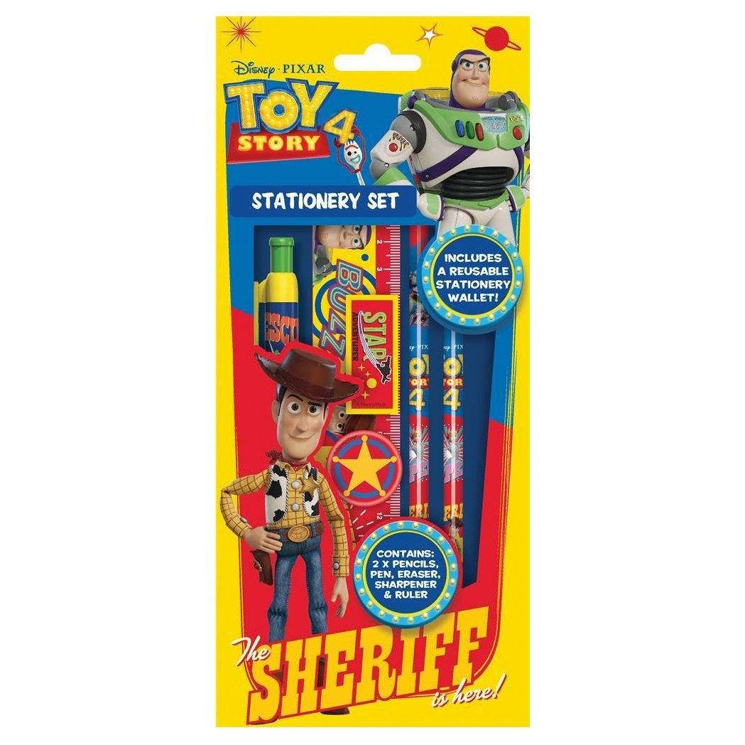 Toy Story 4 Stationery Set
