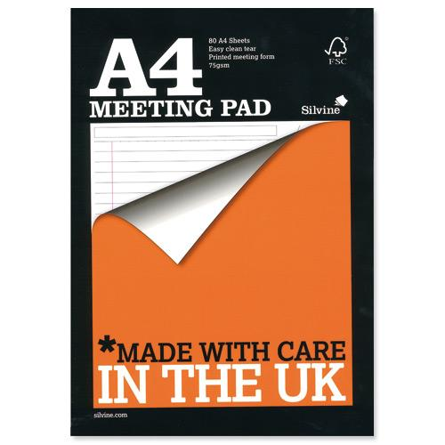 A4 Everyday Meeting Pad