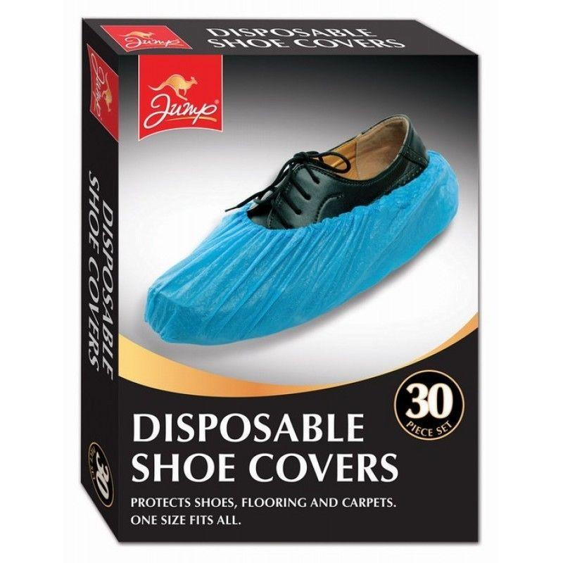 Disposable Shoe Covers (30 Pack)