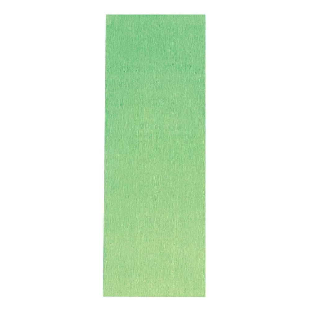Light Green Crepe Paper Folded 1.5m x 50cm