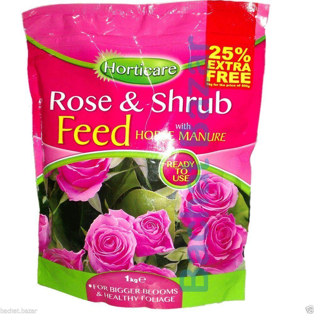 Rose Fertiliser 1kg