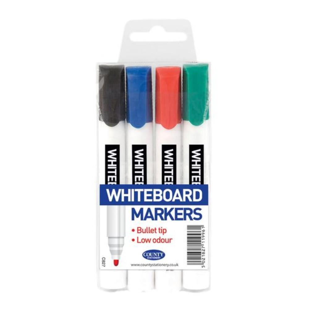 Whiteboard Markers Assorted