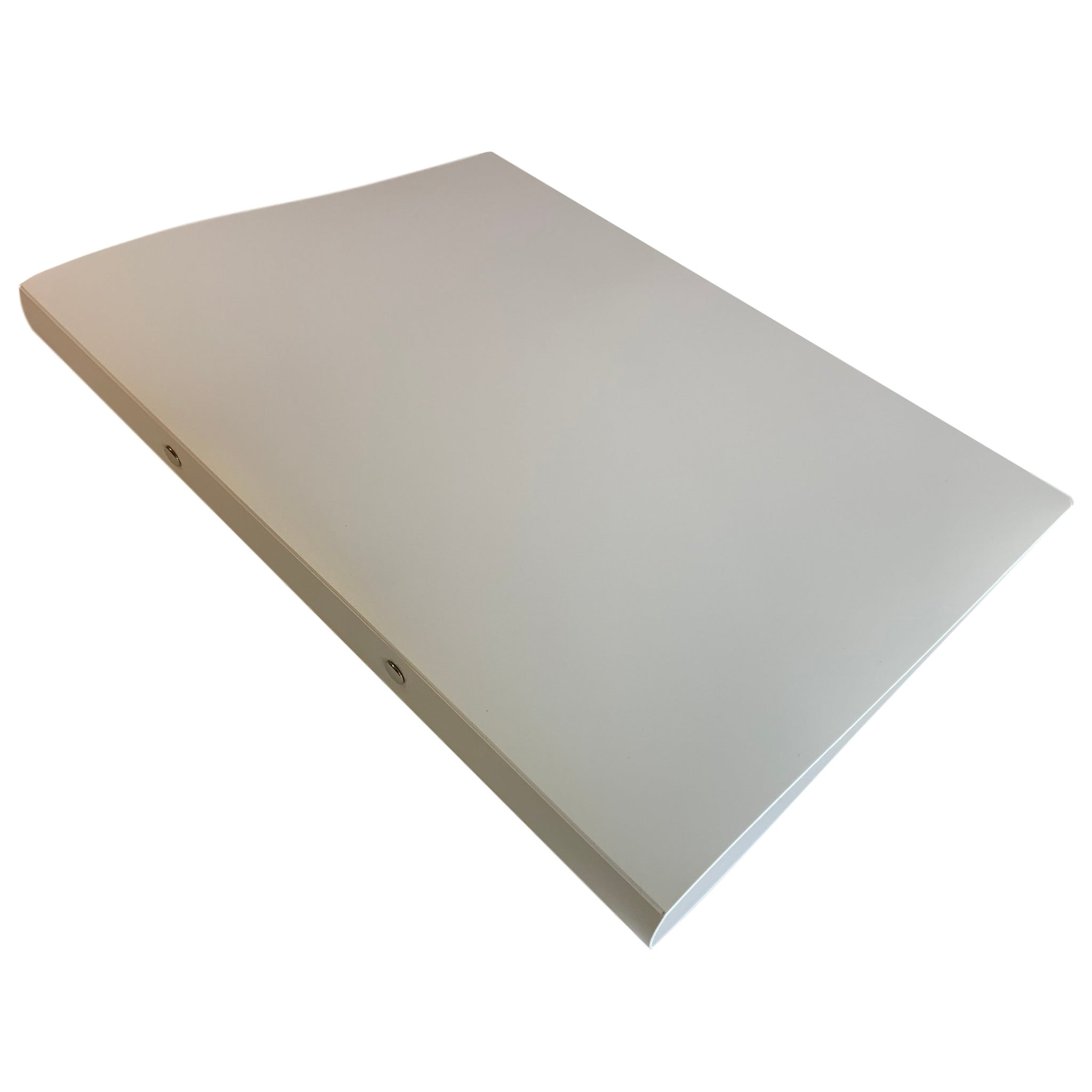 A4 White Ring Binder by Janrax
