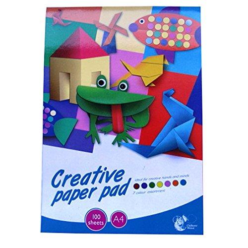 A4 Creative Paper Pad (100 Sheets)